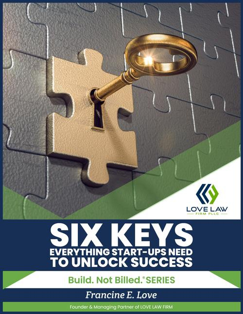 Six Keys Every Start-Up Needs for Success